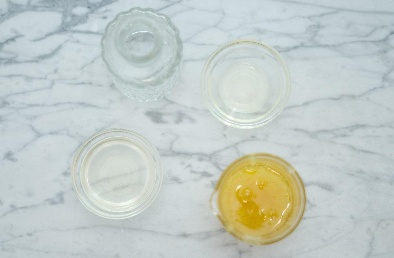 Honig Cleanser Rohstoffe