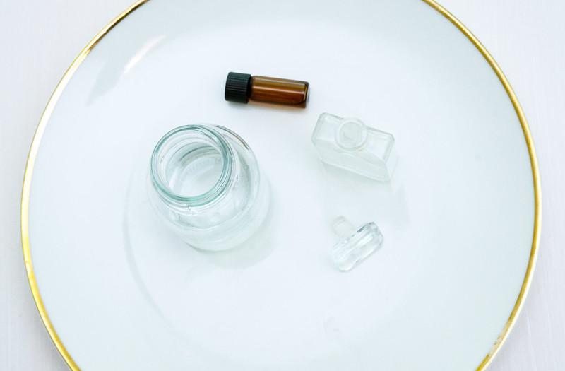 Selbstgemachtes Parfum Rohstoffe