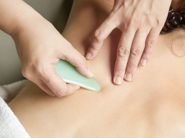 Gua Sha Treatment