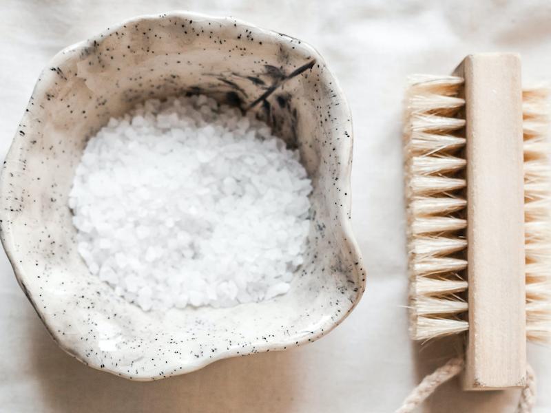 Mineralien für schöne Haut